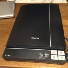 MacとEPSON GT-F740でネガフィルムのデジタル化をしてみた
