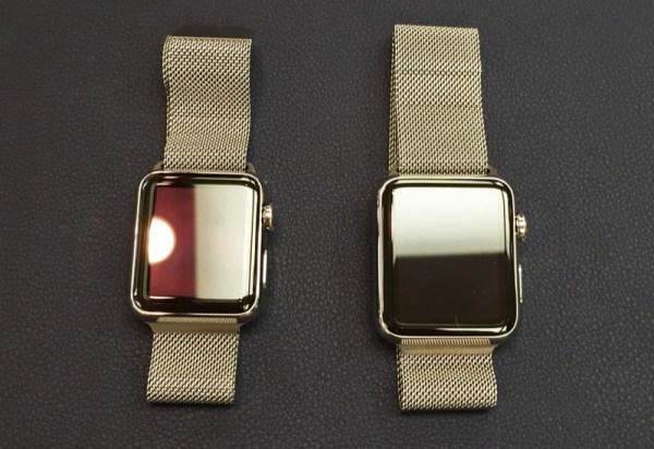 Apple Watch試着2