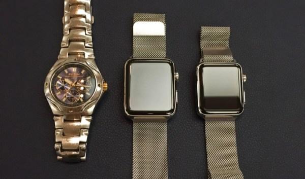 Apple Watch 試着3