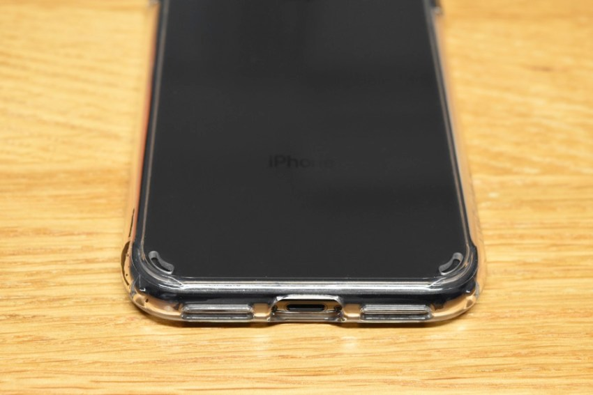 Spigen clear case12