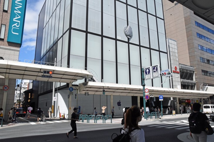 Apple store kyoto 2