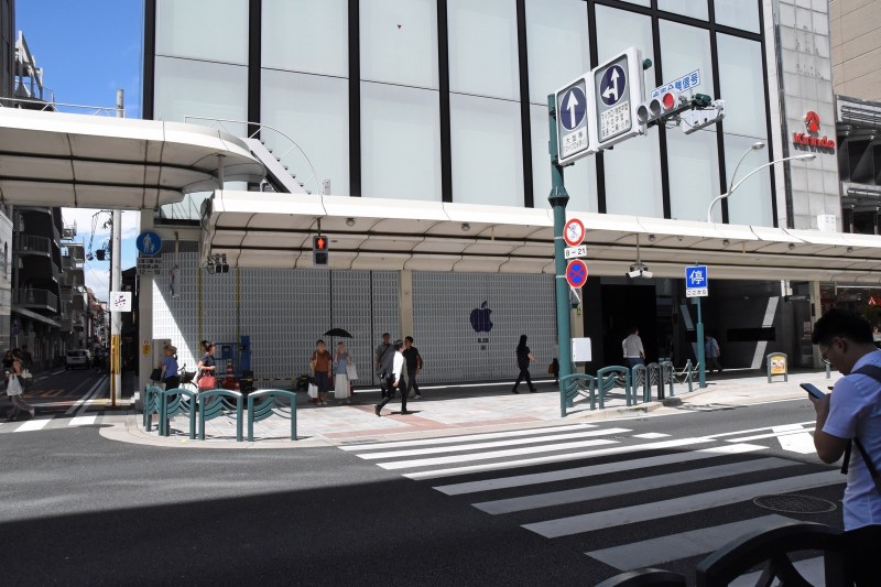 Apple store kyoto 7