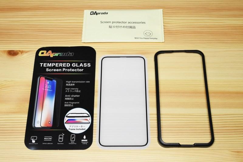 Glass film oa 2