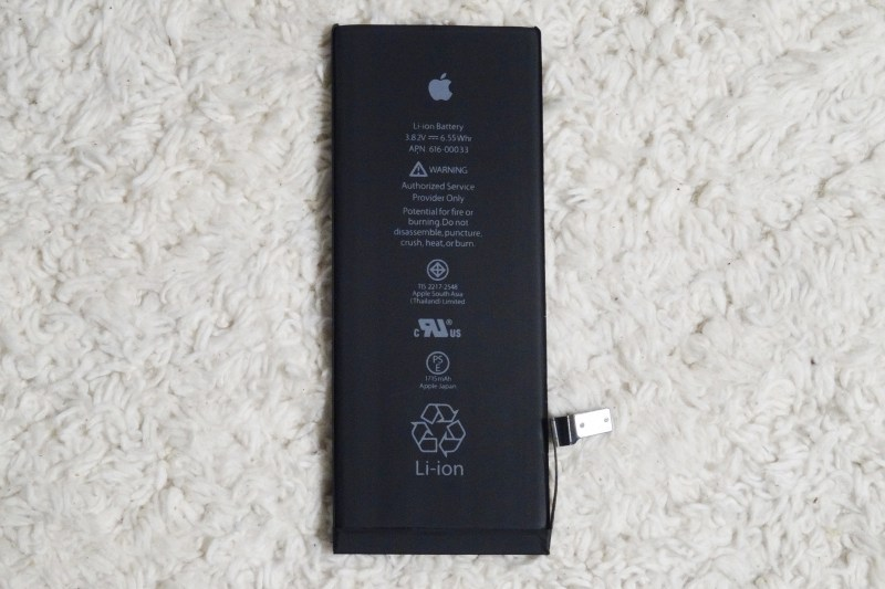 Iphone6s battery