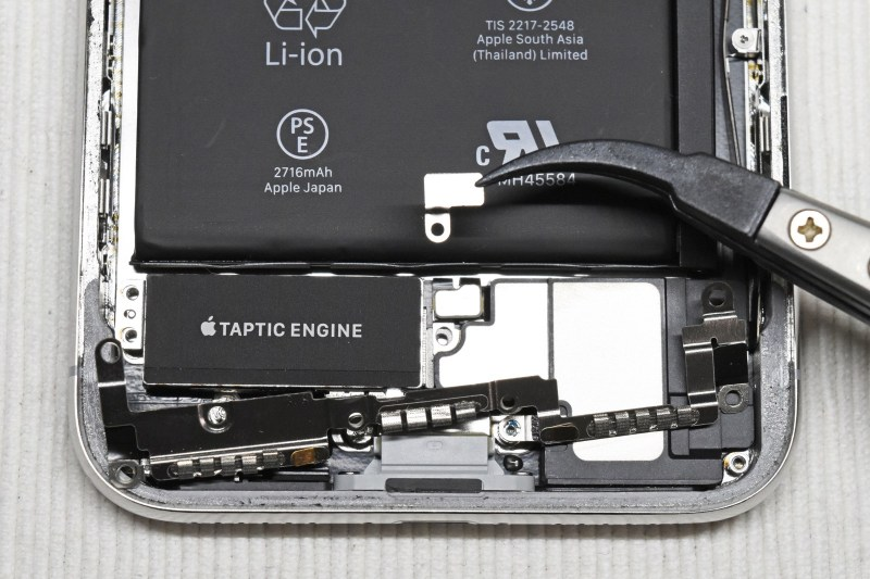 Iphone x battery exchange 5