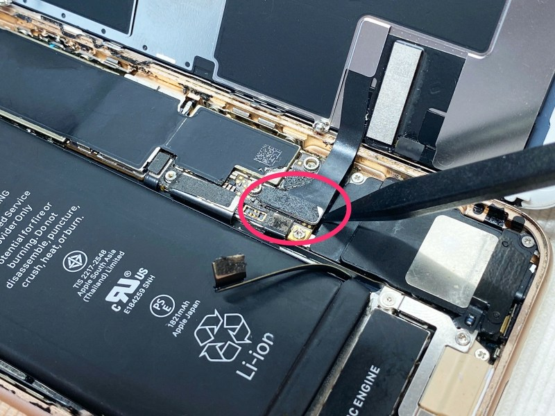 IPhone8 battery 11