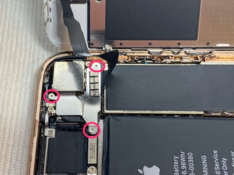 IPhone8 battery 13