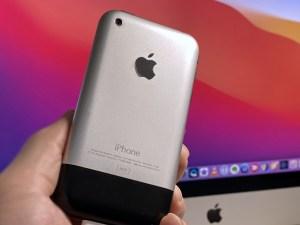 AT&TのSIMロックを公式に解除する方法で、初代iPhoneのSIMロックを解除してみた!