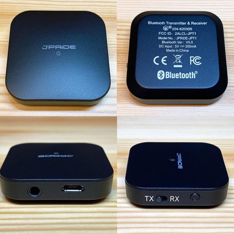 Bluetooth jpt1 58