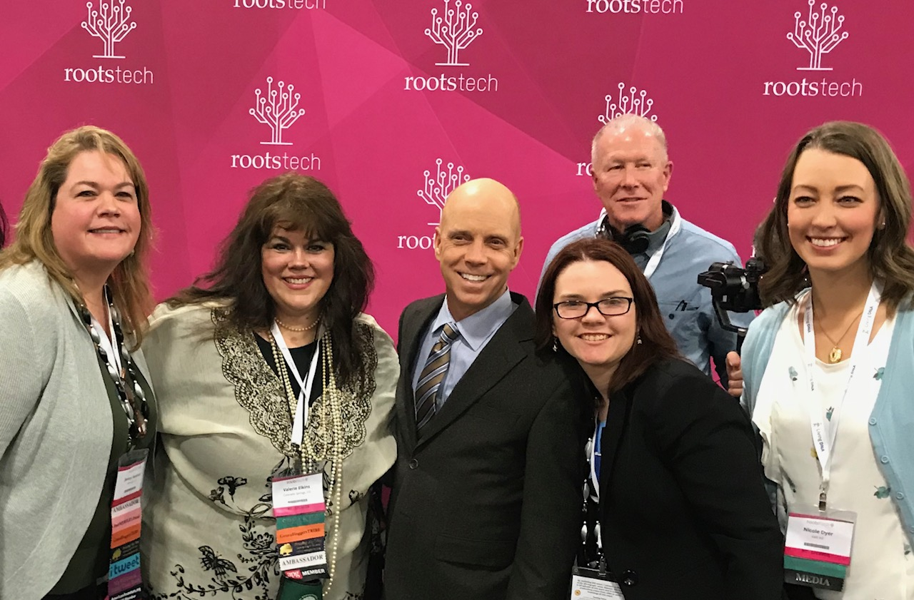 My Friday at RootsTech