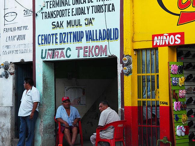 valladolid-mexique