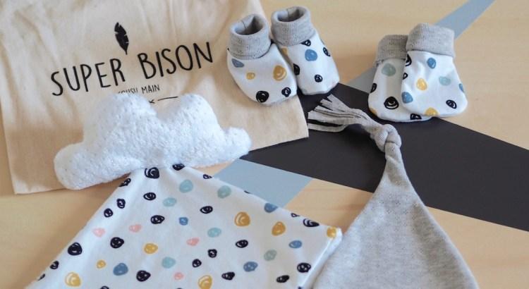 couture bébé naissance