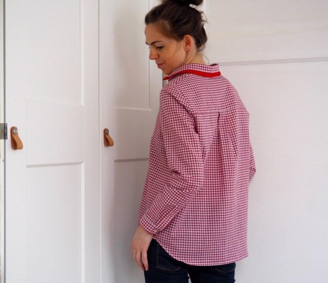 chemise liseron