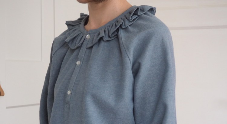 blouse anahide delphine et morissette