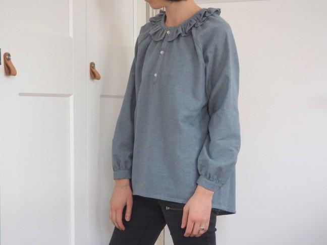 blouse anahide