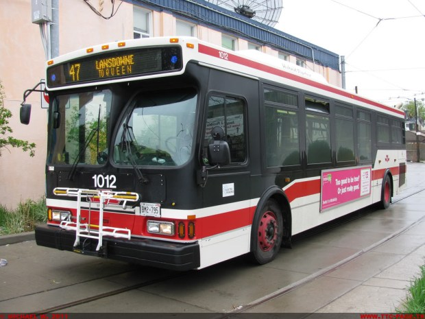 Lansdowne bus