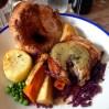 Sunday Roast At The Abbeville