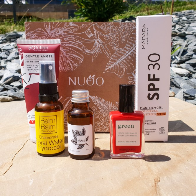 Aloha from Hawaï ! [Nuoo Box – Juin 2018]