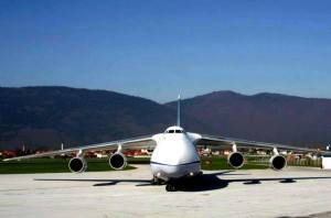 Aircraft, Airports in Bosnia