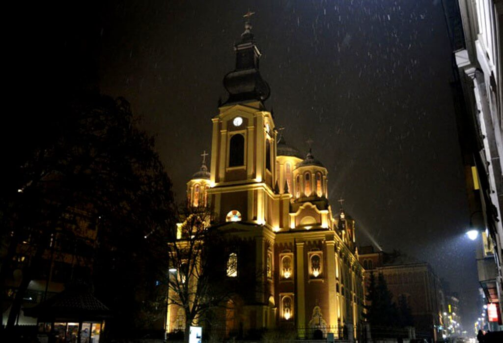Congregational Orthodox Church, Sarajevo