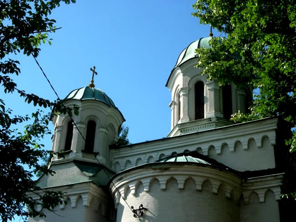 Orthodox Church in Tuzla
