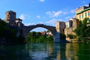 Old Bridge, Things to do in Mostar