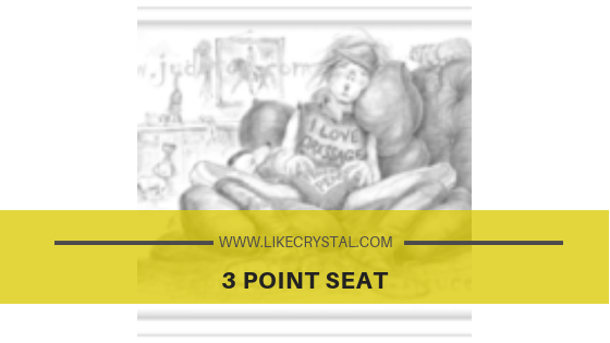 three point seat