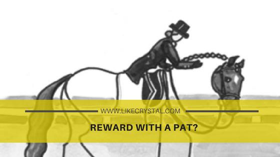 Reward with a Pat?