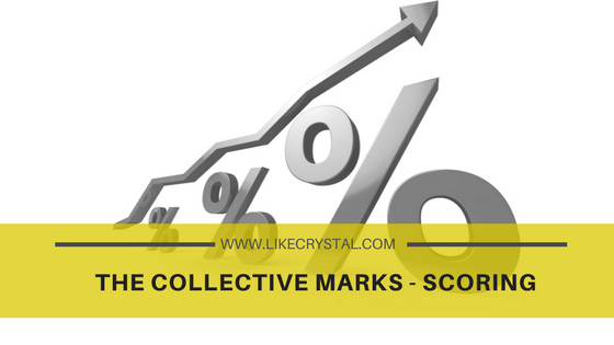 THE COLLECTIVE MARKS – SCORING
