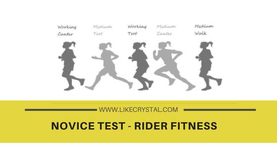 The Novice Test – Rider Fitness