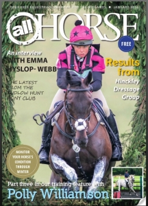 All Horse Magazine - Feb 2016