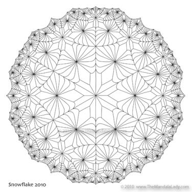 Snowflake 2010