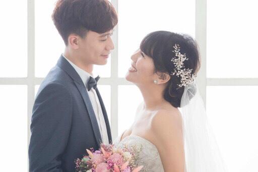 新娘捧花,喜歡生活新娘捧花,台北新娘捧花推薦