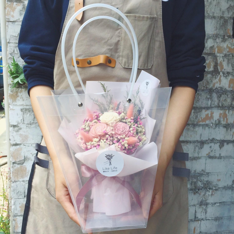 花束包裝,喜歡生活花束花禮包裝