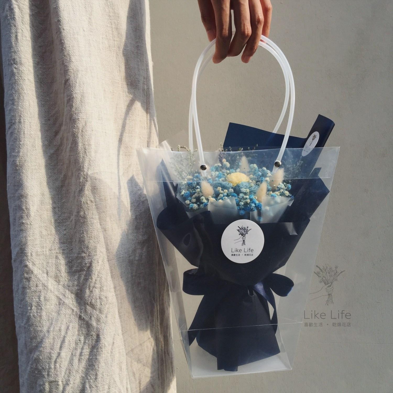 乾燥花束提袋