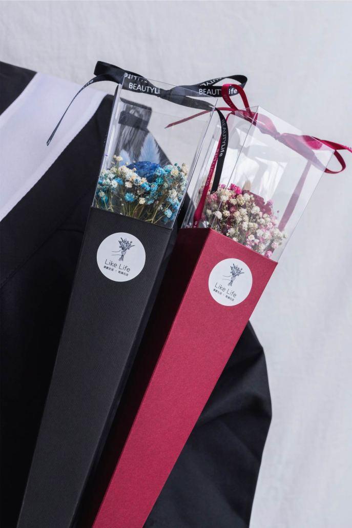 畢業花束乾燥花推薦台北,喜歡生活乾燥花店畢業花束