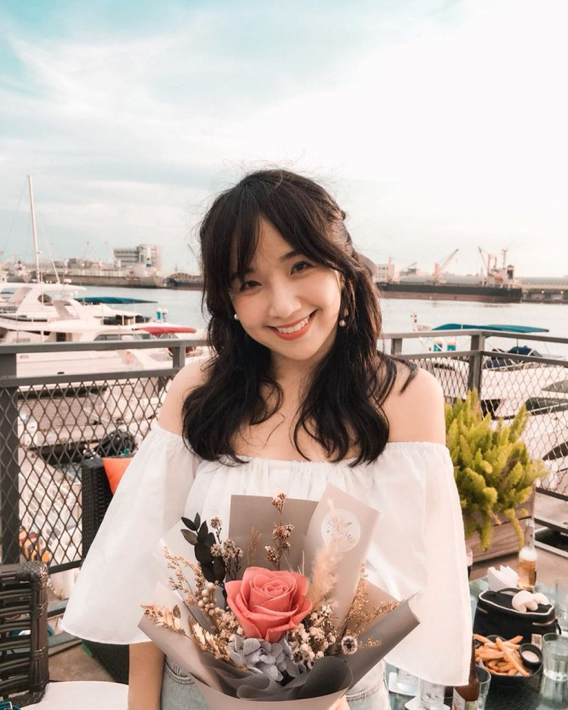 畢業花束乾燥花,台北畢業花束乾燥花店推薦網美5