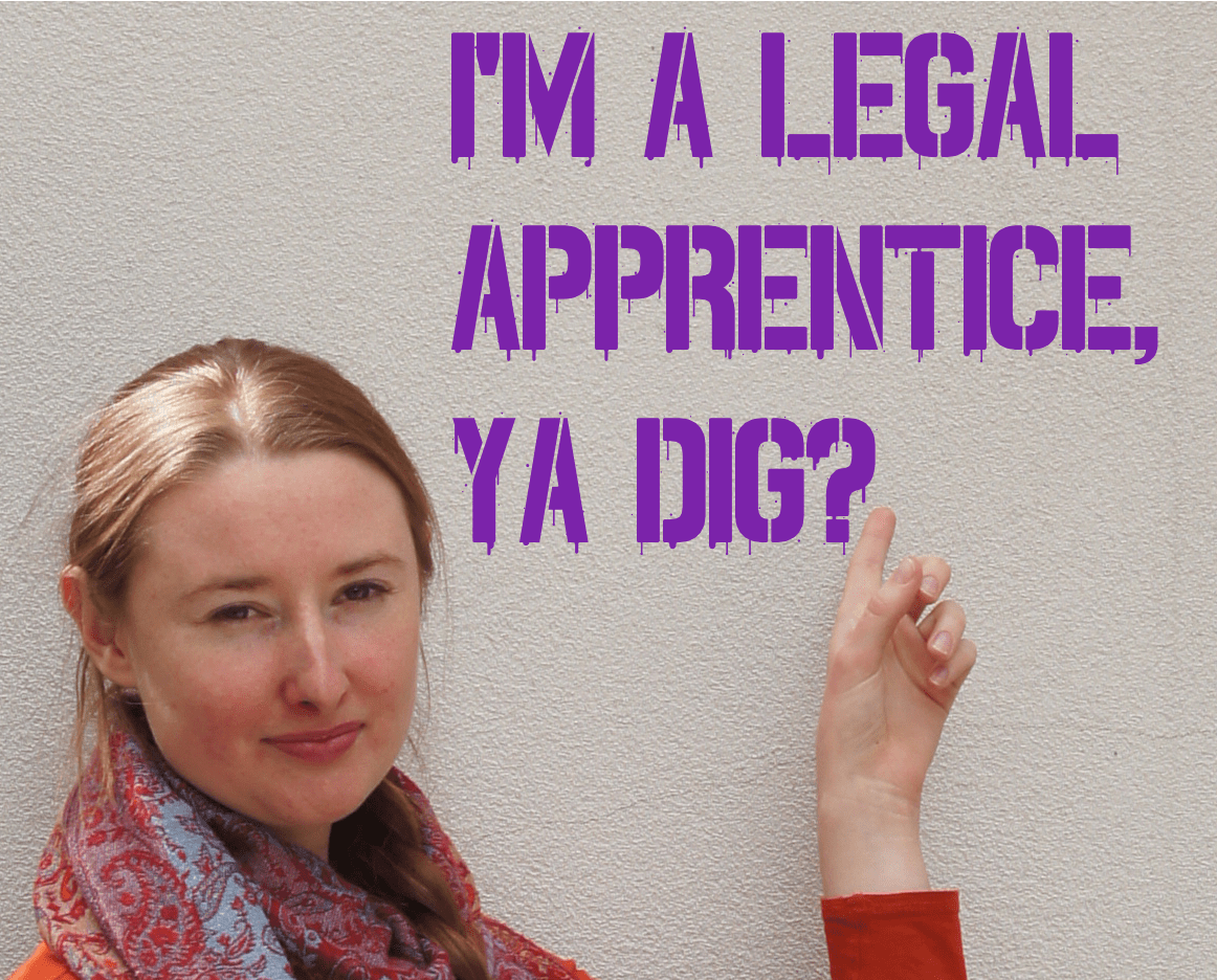Rising Debt While Studying Law? Not for this Legal Apprentice!