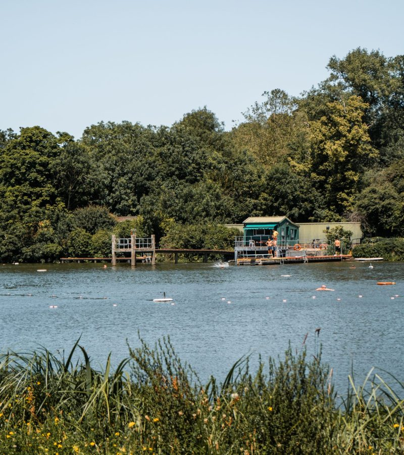 The Best Outdoor Swimming Spots in London