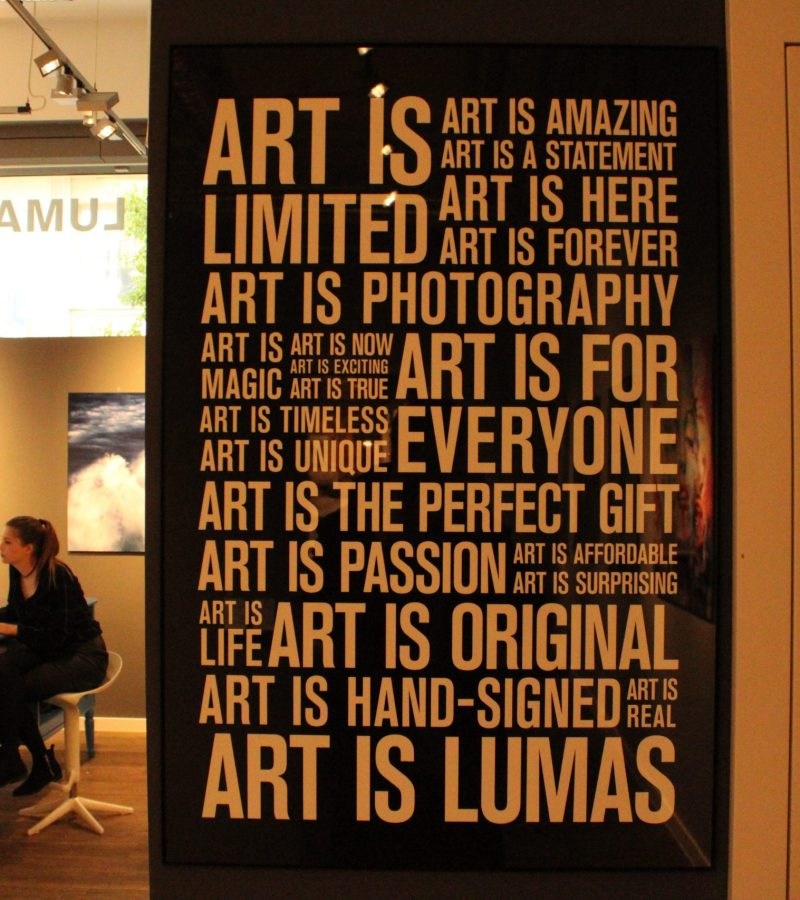 Lumas Gallery: The Liberation of Art