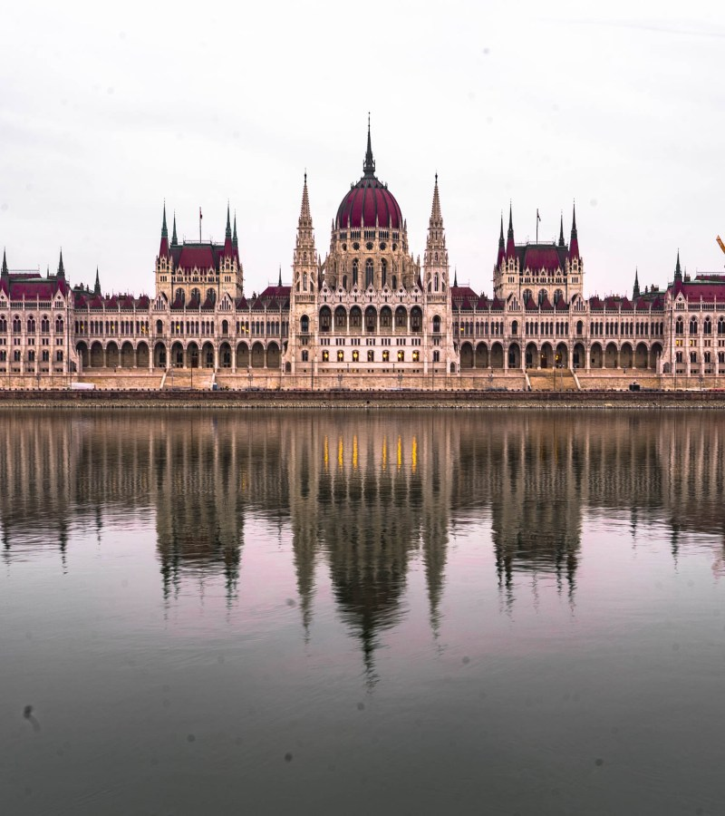 A Visual Guide: The Best Of Budapest Architecture