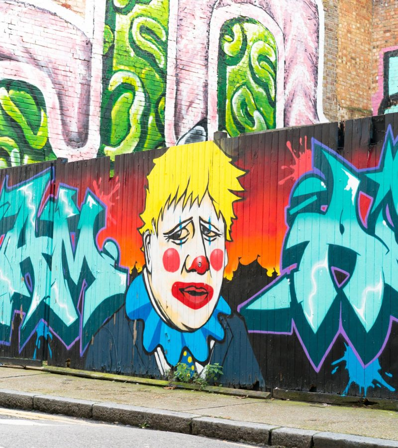 Graffiti Chronicles LDN: A Visual Guide to Brick Lane Street Art