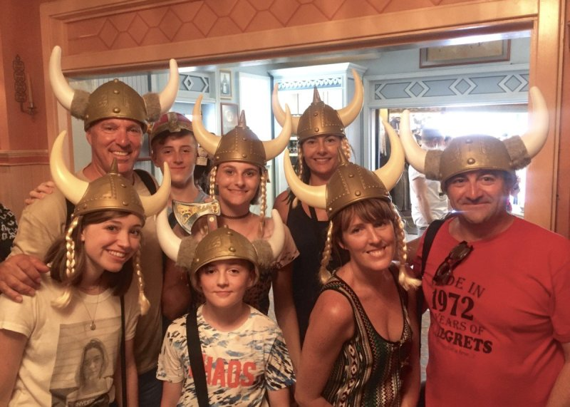 Epcot Hats Around the World, Norway Tips.
