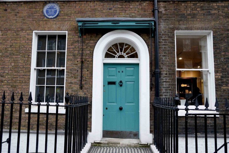 The Charles Dickens Museum London.