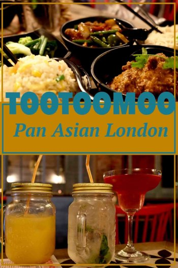 Tootoomoo Pan Asian Tapas Restaurant London