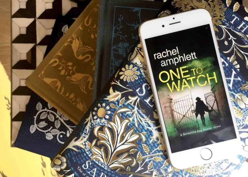 The One to Watch by Rachel Amphlett book Review
