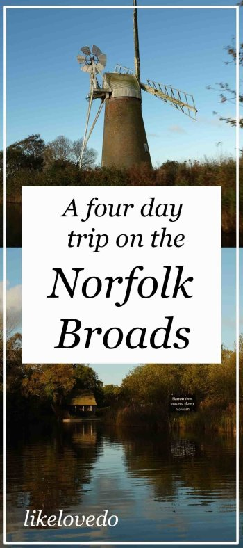 How Hill House Ludham trip on the Norfolk Broads The River Ant