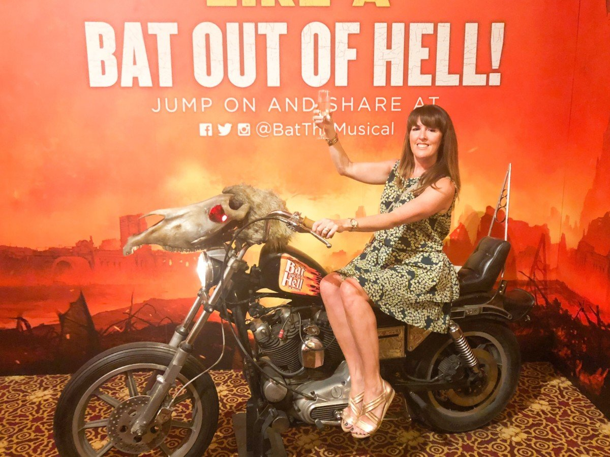 Bat out of Hell press night Dominion