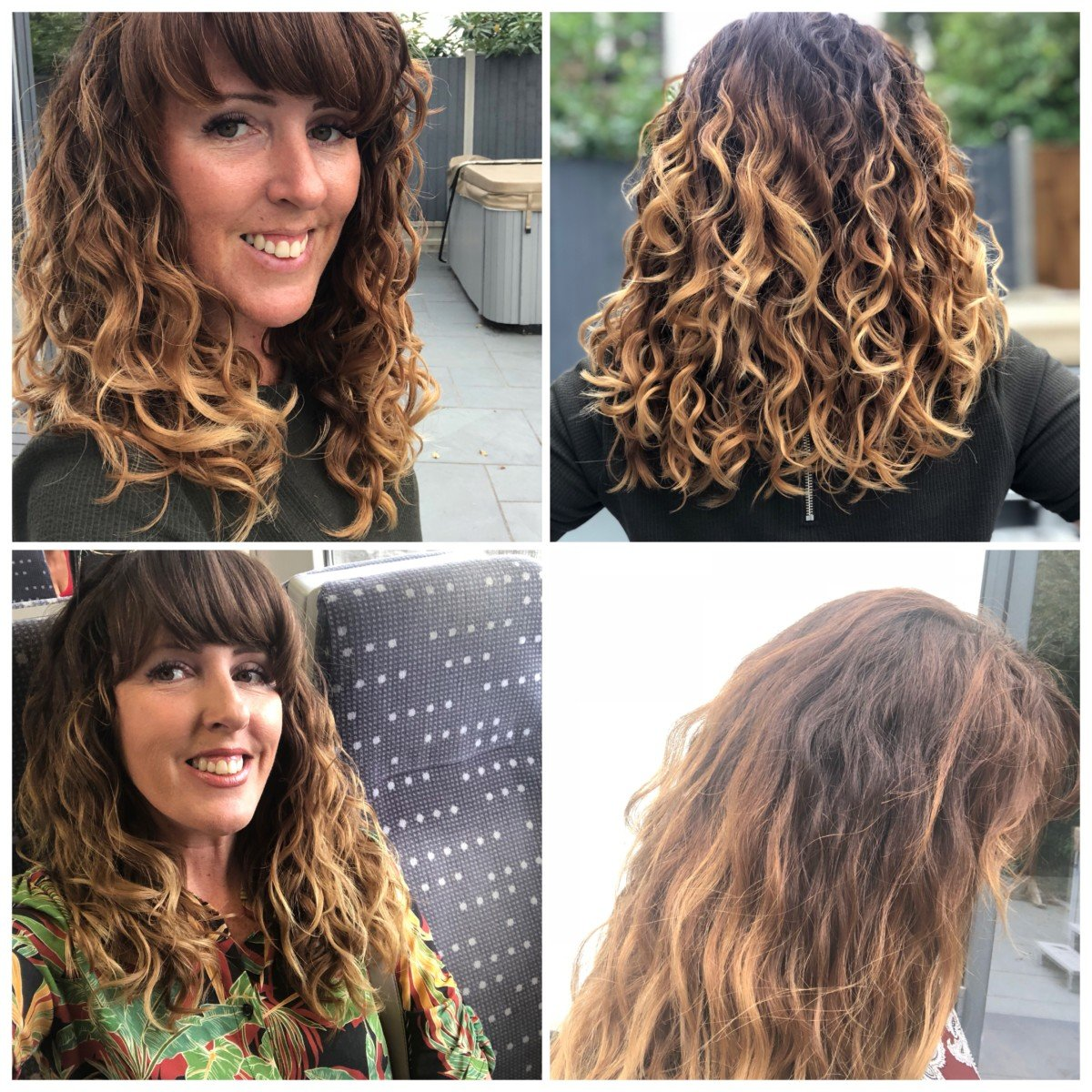 Watch Get It Straight: The Curly Girl's Guide to a Non-DamagingBlowout video