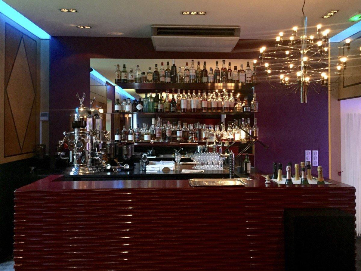 L'Assiette Champenoise Bar